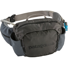 Patagonia Nine Trails Cinturón Running 8L, forge grey